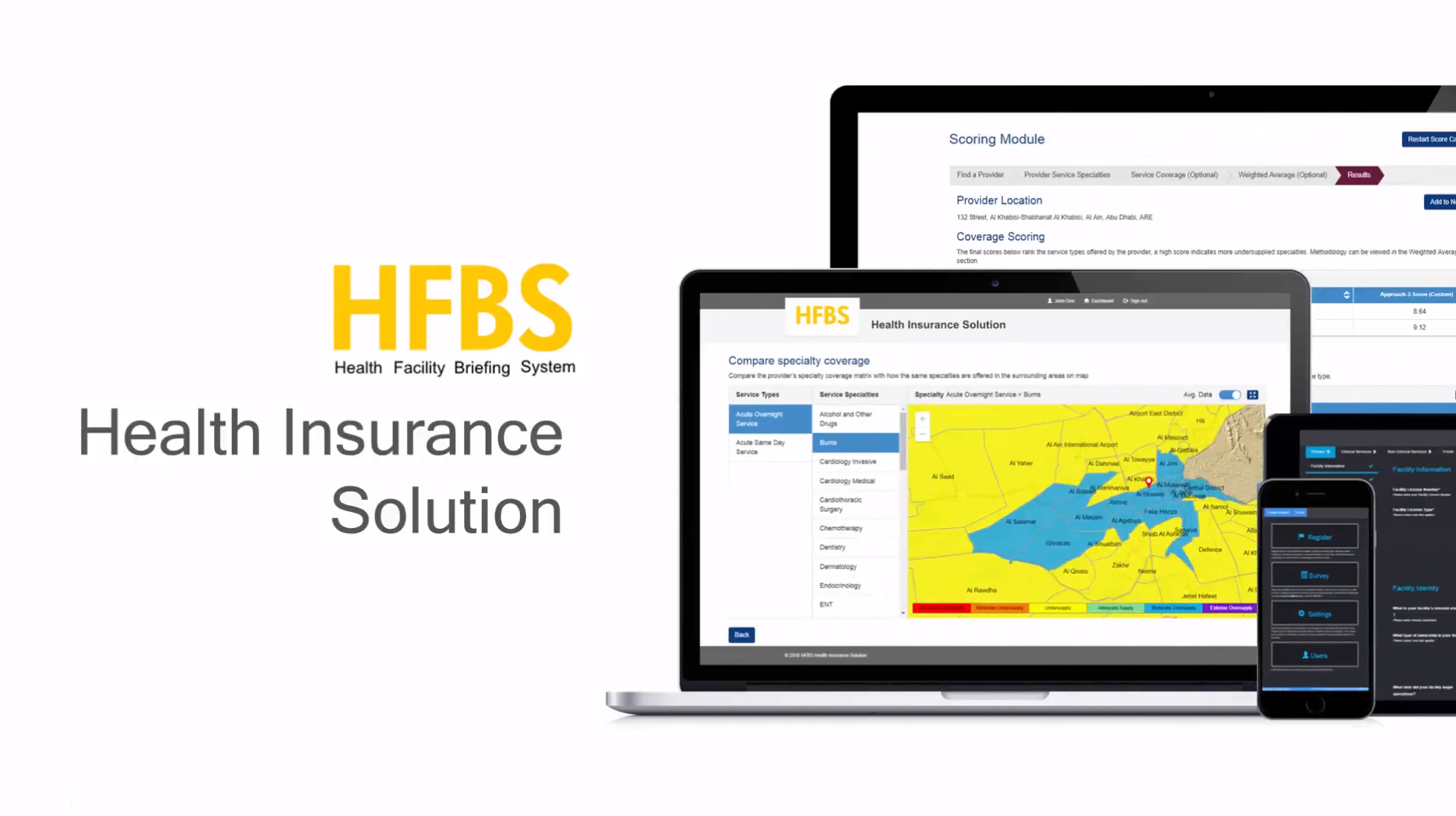 HFBS Health Insurance Solution