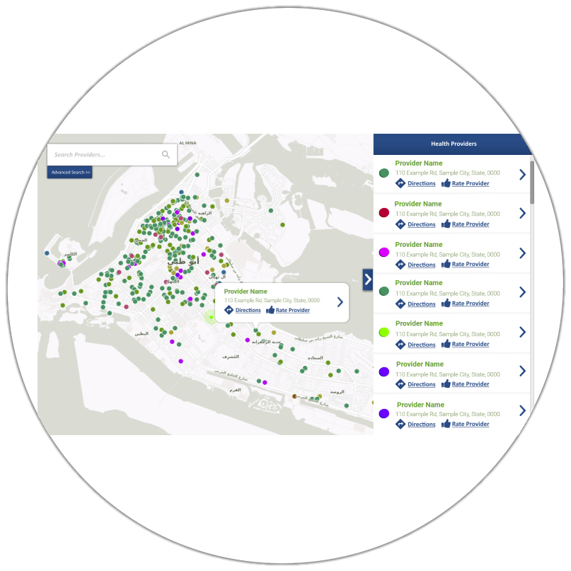 HFBS-Provider-Map-Module
